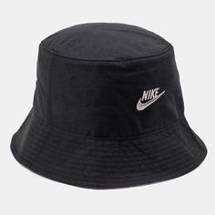 Nike Futura Bucket Hat - Black