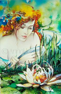 """Angel and Lily "" (""Aquarius"")"