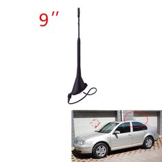 11 Screw-On Antenna is Compatible with BMW Z3 AntennaMastsRus 1996-2002