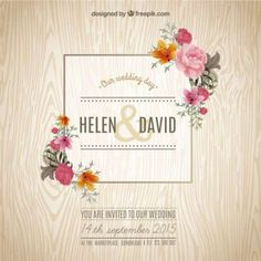 40 Free Wedding Invitation Templates - XDesigns