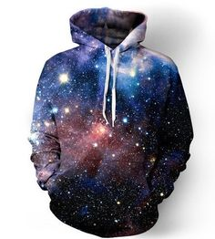 Lush Galaxy Hoodie ahhhh I love it!!!