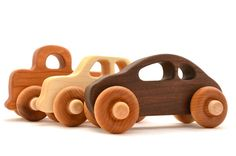 Wooden+Toy+Car++Choose+Your+Style++Eco+Friendly+and+di+hcwoodcraft