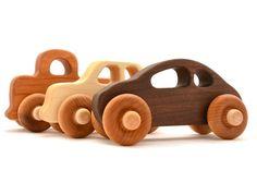 En bois jouet voiture  Choisissez votre Style  par hcwoodcraft