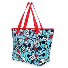 Disney Store Mickey Mouse Summer Fun Insolated Cooler Tote * Click on the image for additional details.-It is an affiliate link to Amazon. #CampKitchenEquipment