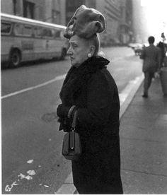 NYC, 1970 by Diane Arbus