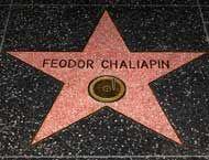 """Feodor Chaliapin's bass voice — which once earned him the title of """"the people's singer"""" from Russia's Soviet regime — raised him from obscure poverty to world renown."""