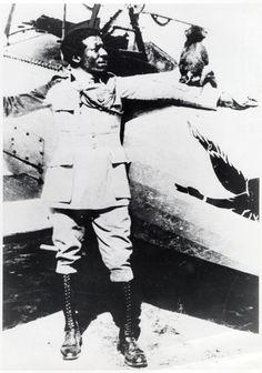 Eugene Bullard. African American military pilot in World War I. #talkbackhistory