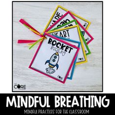 Creative Breathing for the Mindful Classroom- Meditation for kids