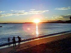 Praia de Meaipe Guarapari ES