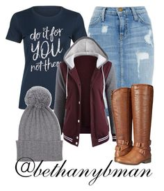 """""""Do it for You"""" by bethanybman on Polyvore featuring Current/Elliott, Madden Girl and The Elder Statesman"""
