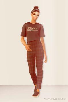 Always Sims: SLYD Gucci Tshirt - 4t2 - AF