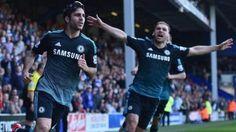 Kamprapport: Queens Park Rangers - Chelsea 0-1
