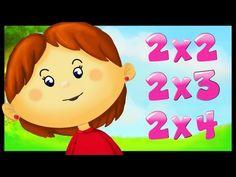 Voici une petite vidéo pour apprendre les tables de multiplication en samusant.