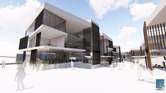 Elamlı Hükümet Konağı - official foundation building