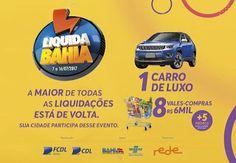 NONATO NOTÍCIAS: Liquida Bahia inicia nesta sexta (07) em Senhor do...