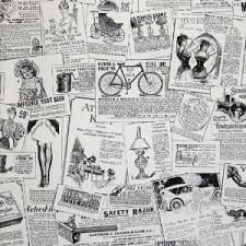 Image result for vintage newspaper wallpaper