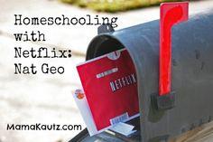 Homeschooling with Netflix: Nat Geo