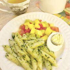 Luto ni Nanay: 15-minute Pasta and Pesto Recipe