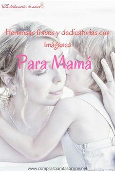 Frases cortas con imágenes para el Día de la Madre