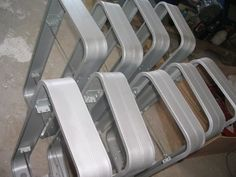 Fashioned bending aluminium profile especially for lamp house