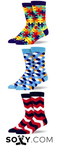 Rated #1 Sock Company. You've never seen socks like this before. Compliments guaranteed/