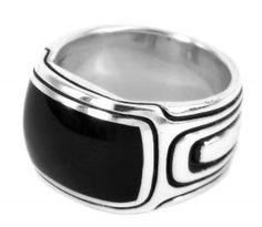 CIS003a, sebastian cilento, swell black jade ring, jade ring.jpg
