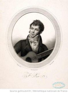† Fernando Sor (February 13, 1778 - June 8, 1839) Spanish composer and guitarist.