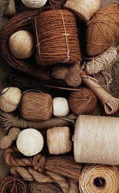 Lovely assortment of string.