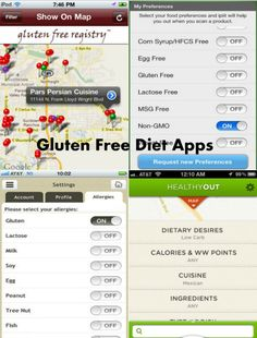 iDiet Apps for iPhone & iPad