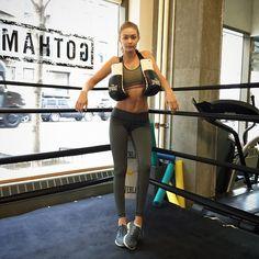 Karli Kloss fitness