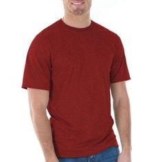 Gildan Mens Classic Short Sleeve T-Shirt, Men's, Size: Medium, Red