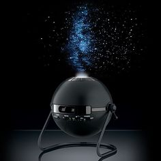 Seeing stars? You will be once you power up this amazing little gizmo as it projects staggeringly realistic night skies on to walls and ceilings. Utterly mesmerising!