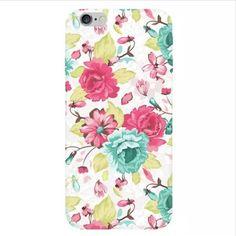 Blossom - Vintage Flowers Pastel Modelos: iPhone 4/4s, 5/5s, 5c, 6/6Plus Samsung Galaxy S4 y S5 Moto G 1era y 2da generación  Moto X 1era y 2da generación