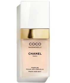 Hair Perfumes - Chanel - Coco Mademoiselle Fresh Hair Mist Spray Coco Mademoiselle, Dior Hypnotic Poison, Perfume Chanel, Hair Mist, Fresh Hair, Mist Spray, Body Lotion, Mists, Cool Hairstyles