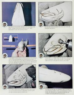 #1401 Carving Fish Heads - Wood Carving Patterns - Wood Carving