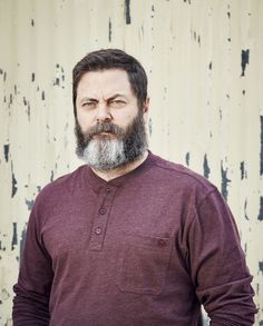 Q&A with Nick Offerman