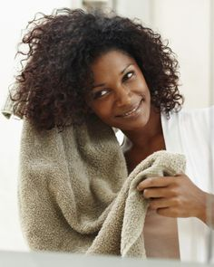 Wash Day: Low on Hair Products? No Problem!