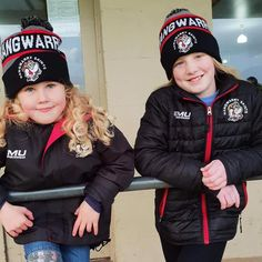 'It's great seeing so many people getting around with their Nangwarry apparel on . Thanks again to Kurt from EmuSportswear for being fantastic to deal with and the terrific products. Puffer Jackets, Winter Jackets, Bobble Hats, Team Wear, Netball, Winter Gear, Emu, Cassie, Canada Goose Jackets