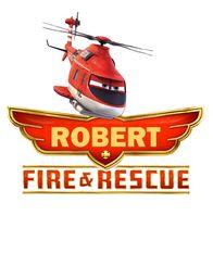 Disney Planes Fire and Rescue Movie Custom Iron On Design