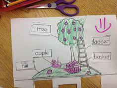 Kroger's Kindergarten: Apple Fun