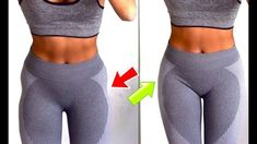 Get RID of HIP DIPS (INTESE WORKOUT get ROUND HIPS FAST) - YouTube