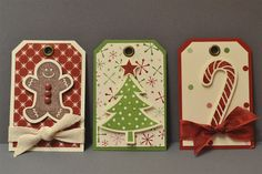 Christmas tags - Scensational Season