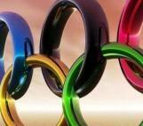 Anillos entrelazados, símbolos de los juegos olímpicos