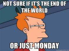 Monday Meme Cute