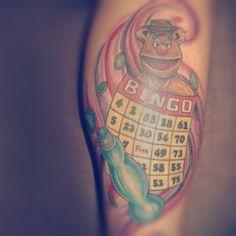 Fazer uma tatuagem de bingo no seu braço e jogar #bingoonline Bingo Online, Tattoos, Get A Tattoo, Different Types Of, Tatuajes, Tattoo, Tattos, Tattoo Designs