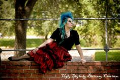 Some of my modeling work,Photo by http://www.facebook.com/brittany.chretien Modeling for skirts by http://www.facebook.com/dena.arnote   Ugly Shylawww.uglyart.netMy FB page