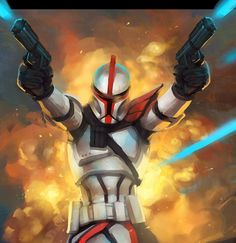 Ordo Skirata served as an Advanced Recon Commando in the Grand Army of the Republic during the Clone Wars.