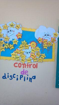 Control de disciplina