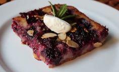 Chef John's Blackberry Buckle Allrecipes.com I love pies