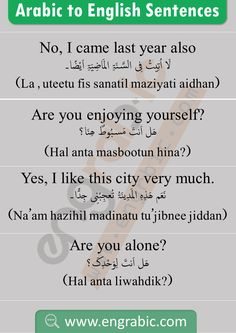 Introduction Dialogue in Arabic and English. Dialogue of Introduction in Arabic and English . Arabic and English learning made easy though this Dialogue. English Learning Spoken, Teaching English Grammar, English Writing Skills, English Language Learning, English Vocabulary, Arabic Sentences, Arabic Phrases, Islamic Phrases, Arabic Quotes